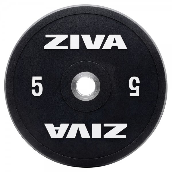 ZIVA® XP Competition Colored Rubber Schwarz