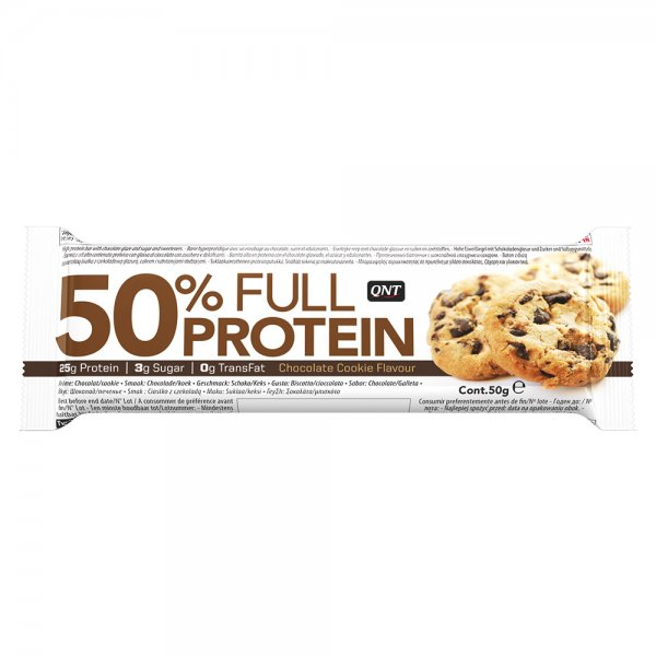 QNT® 50% Full Protein Chocolate Cookie