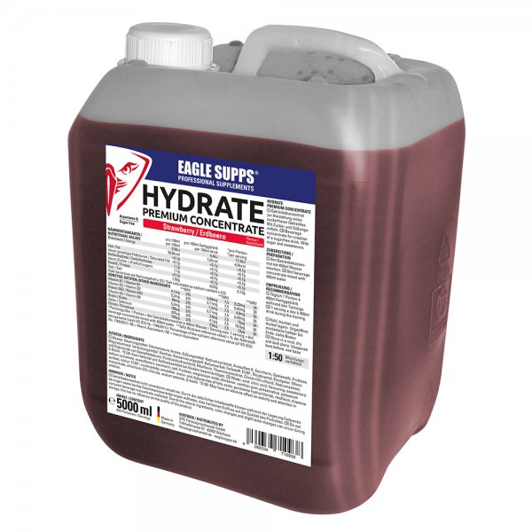EAGLE SUPPS® Hydrate Premium Concentrate 5 Liter