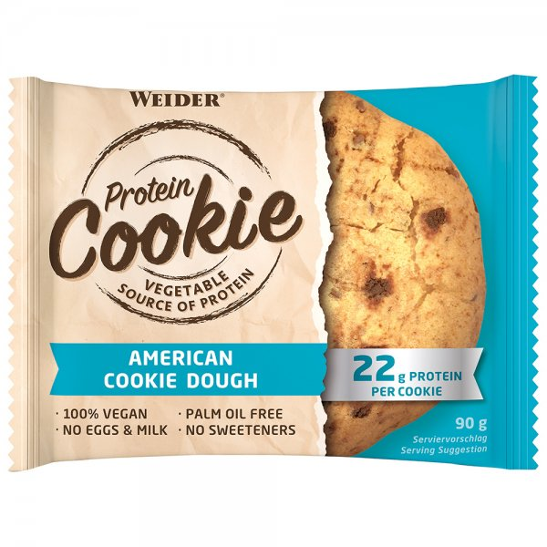 WEIDER® Protein Cookie All American Cookie Dough