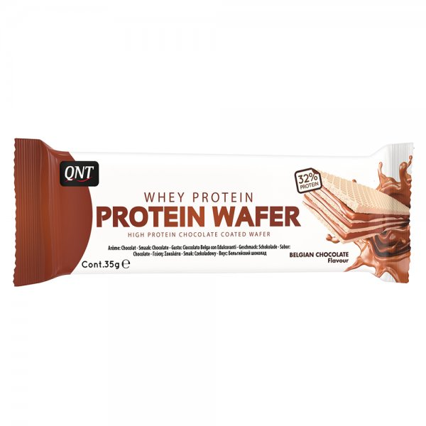 QNT® 32% Protein Wafer Chocolate