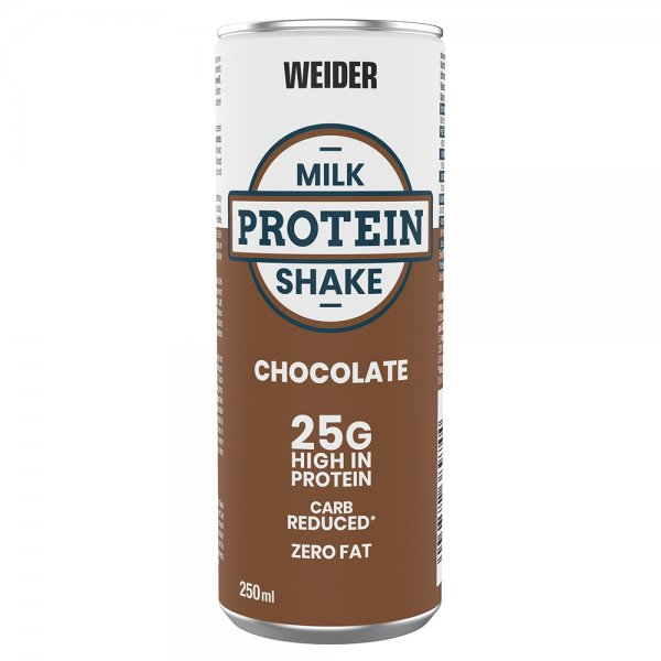 WEIDER® Low Carb* Protein Shake Chocolate