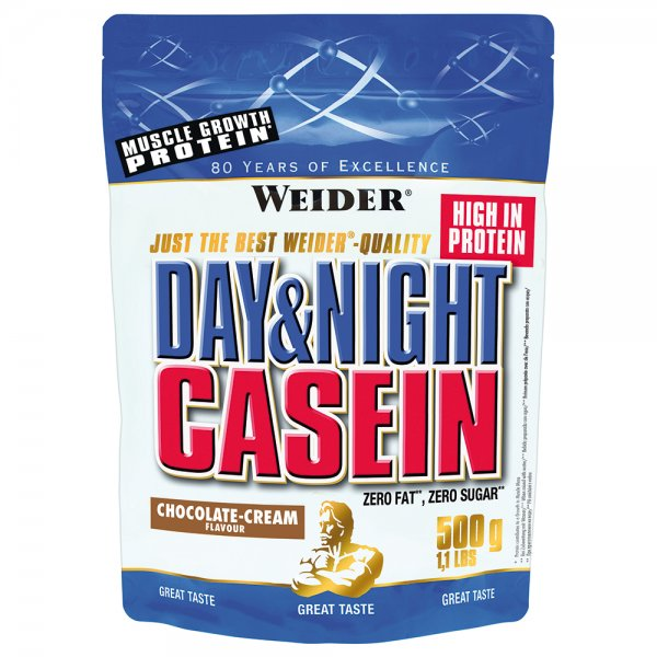 WEIDER® Day and Night Casein 500g